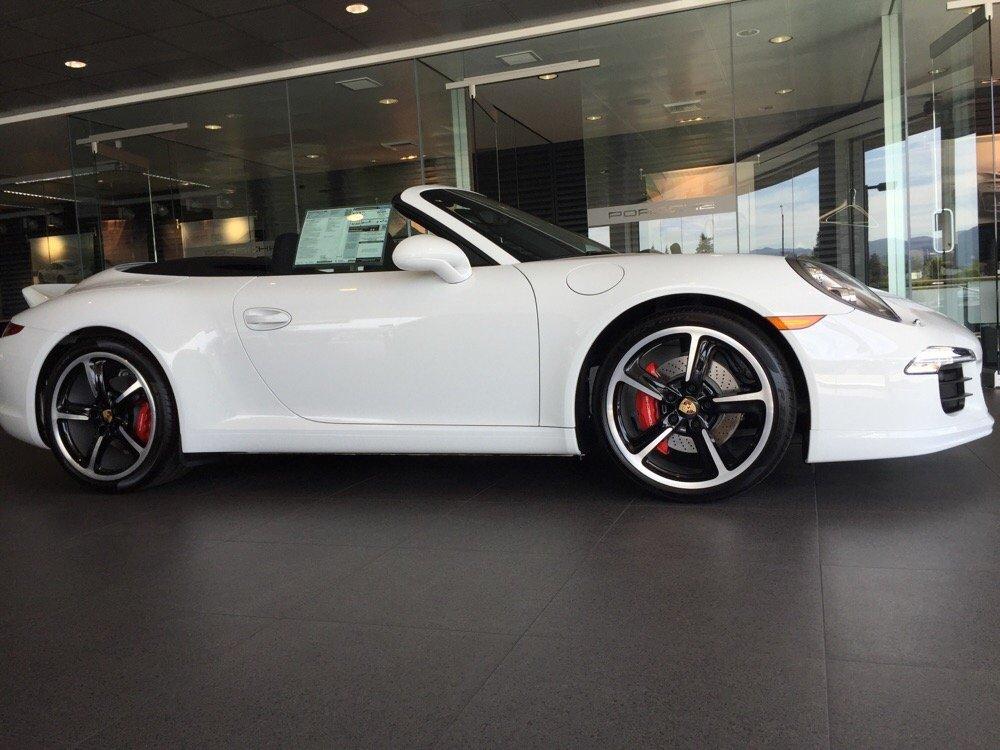 Porsche Thousand Oaks The Hale Corporation